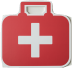 first-aid-bag-paper-craft-icon